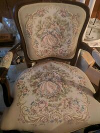 Victorian Style Chair Linwood, 19061