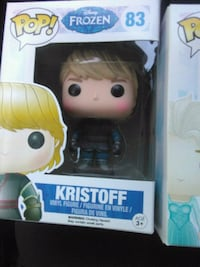 FUNKO DISNEY FROZEN KRISTOFF POP VINYL Pickering, L1V 3V7