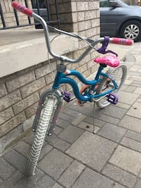 "Girl's bike - wheel size 20"" - Brand Girls Rock Toronto, M2N"