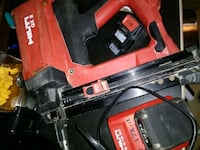 red and black Milwaukee cordless power drill Manassas, 20109