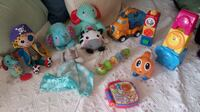 Assorted baby toys Lackawanna