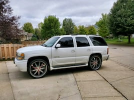 24in rims and tires