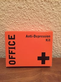 Novelty joke office anti-depression kit Berlin, 12055