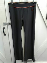 black and orange Nike pants Nanaimo, V9R 4P7