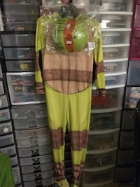 Brand New Ninja turtles Halloween costume