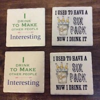 Tile coasters Wappingers Falls, 12590