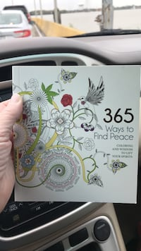 365 ways to find Peace book Marrero, 70072