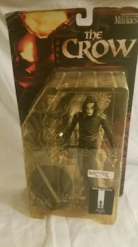 The Crow - Collectible Action Figure Hampton, 23666