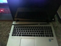 HP envy Intel i7 touch gaming laptop broken hinges Fairfield