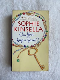 Can You Keep a Secret - Sophie Kinsella