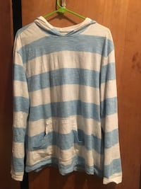 Blue and white striped sweater San Francisco, 94133