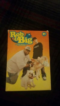 Rob and big dvds