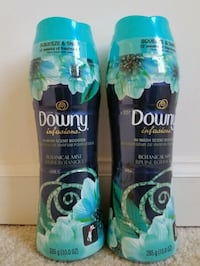 2 new Downy Infusions beads 9.7 to 10 oz - $10 Rockville