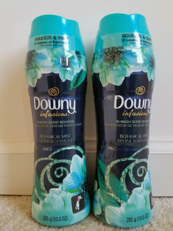 2 new Downy Infusions beads 9.7 to 10 oz - $10