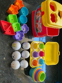 3 baby toys Middletown, 07748