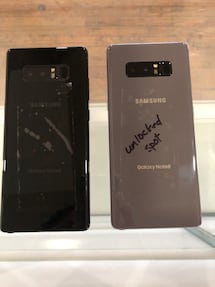 Samsung Galaxy Note 8 With Spot!