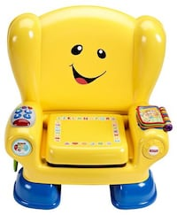 Fisher-Price Laugh & Learn Smart Stages Chair - English Edition Vaughan, L4H 2J8