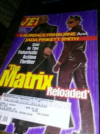 Jet magazines for sale five each Jacksonville, 32206