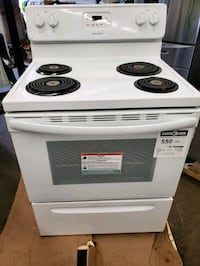 Frigidaire  Electric Stove - White Vaughan, L4H 1A6