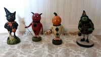 Cute Halloween Figurines  Aurora, 60504