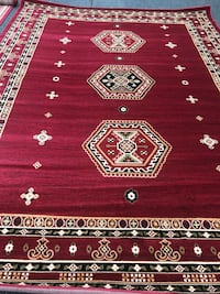 new Traditional Afghan Kilim or Persian design Area Rug size 8x11 red  Burke, 22015