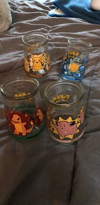 pokemon welch's jelly jars Springfield, 22152