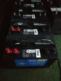 Four Band New Marine Starting 12 Volts Group 27M 8