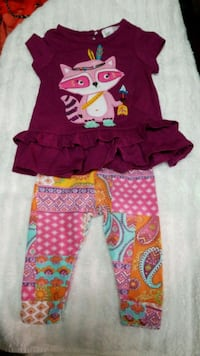Rare editions outfit size 3 month 636 mi