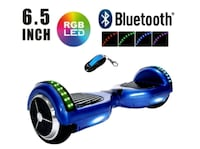 Hoverboard 558 km