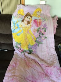 Disney princess full size bed set Hagerstown, 21742