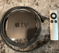 3rd Generation Apple TV West New York