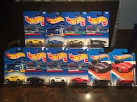 Hotwheels Ferrari collection ($100)