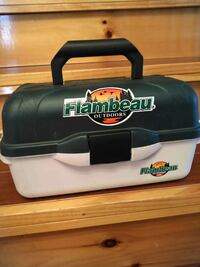 Flambeau tackle tray for fishing Laval, H7R 5X3