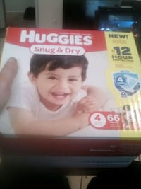 Diapers size4Card