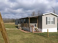 2017 16x80 manufactured home Needmore