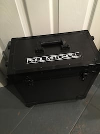 Paul Mitchell rolling case