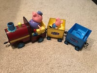 Peppa Pig train  Falls Church, 22042
