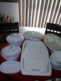 69$ today. set corning in perfect condition Palm Harbor, 34684