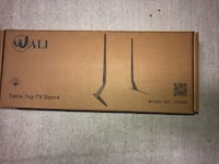 New still in box never open  42-65 in TV stand, mounts to the back of the tv Westwego, 70094
