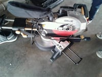 "Chicago Electric 10 "" miter saw.  Bethany, 73008"