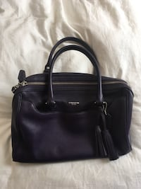Leather Coach Purse Toronto, M6C 2C9
