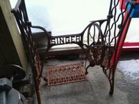 black and brown wooden bench Thibodaux, 70301