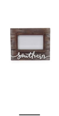 """Brown """"Southern"""" Frame"""