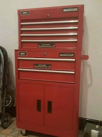 Used Mastercraft Toolbox For Sale In Chateauguay Letgo