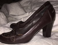 Brown Leather 7 1/2