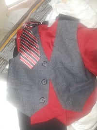 size Newborn suit and tie London, 40744