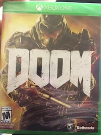 Doom for Xbox One Tampa, 33613