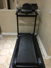 black and gray treadmill Vaughan, L6A 1J8