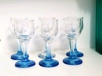 Small wine glasses  Toronto, M5A 3X2