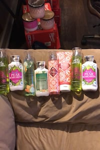Body mist and lotions